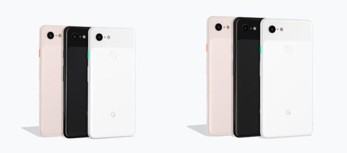 価格まとめ。Pixel 3は9万5000円から、Pixel 3 XLは11万9000円から #madebygoogle #スマートフォン #Android #企業 #グーグル https://t.co/eRBqoG0LCi