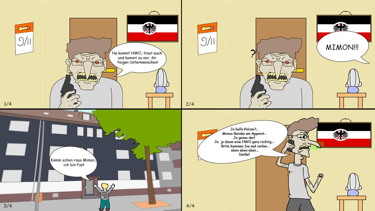 Polizei berlin twitter mimon baraka