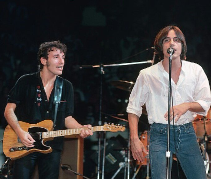 Happy 70th birthday, Jackson Browne!