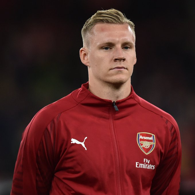 Great news, @Bernd_Leno! 😎 🇩🇪 Bernd has been called up by @DFB_Team_EN for their #NationsLeague fixtures against Holland and France this month 👏 Foto