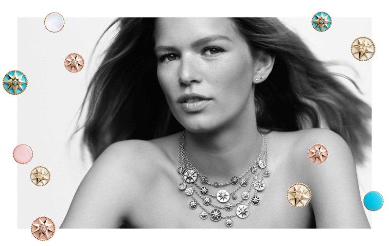 Anna Ewers Shines in #Dior Jewelry Campaign @Dior https://t.co/YbdLWiuSxO