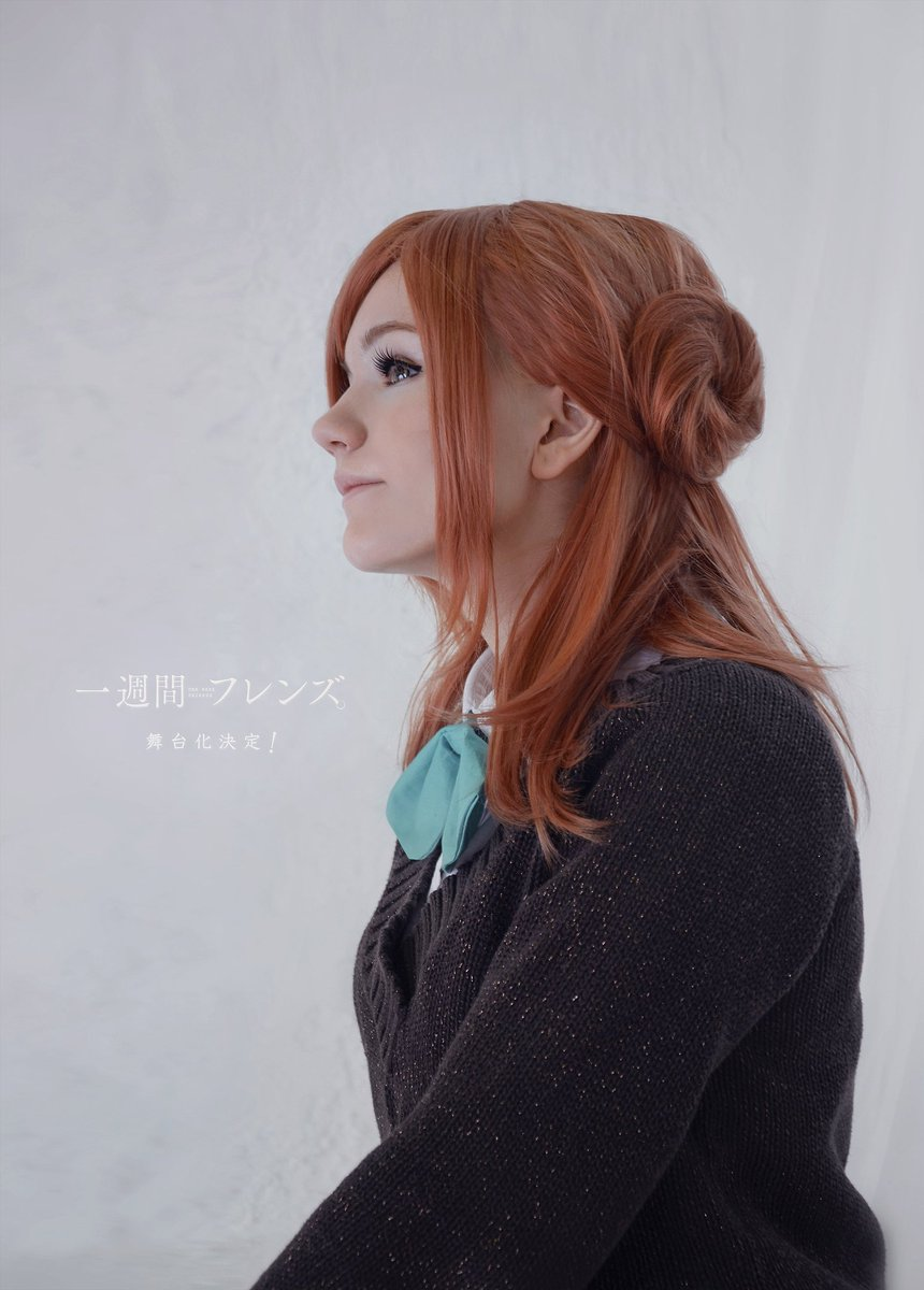 一週間フレンズ。🌸[One week friends] Ph: Ed:  Fujimiya Kaori by me🌸 🌸