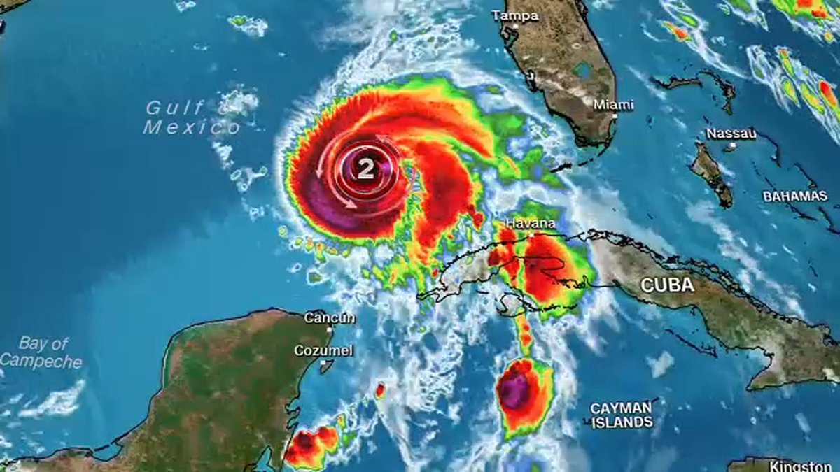 Abc 7 Chicago On Twitter Hurricane Michael Live Radar Category 2 Storm Closes In On Florida Panhandle Watch Https T Co Adtlfr5yth