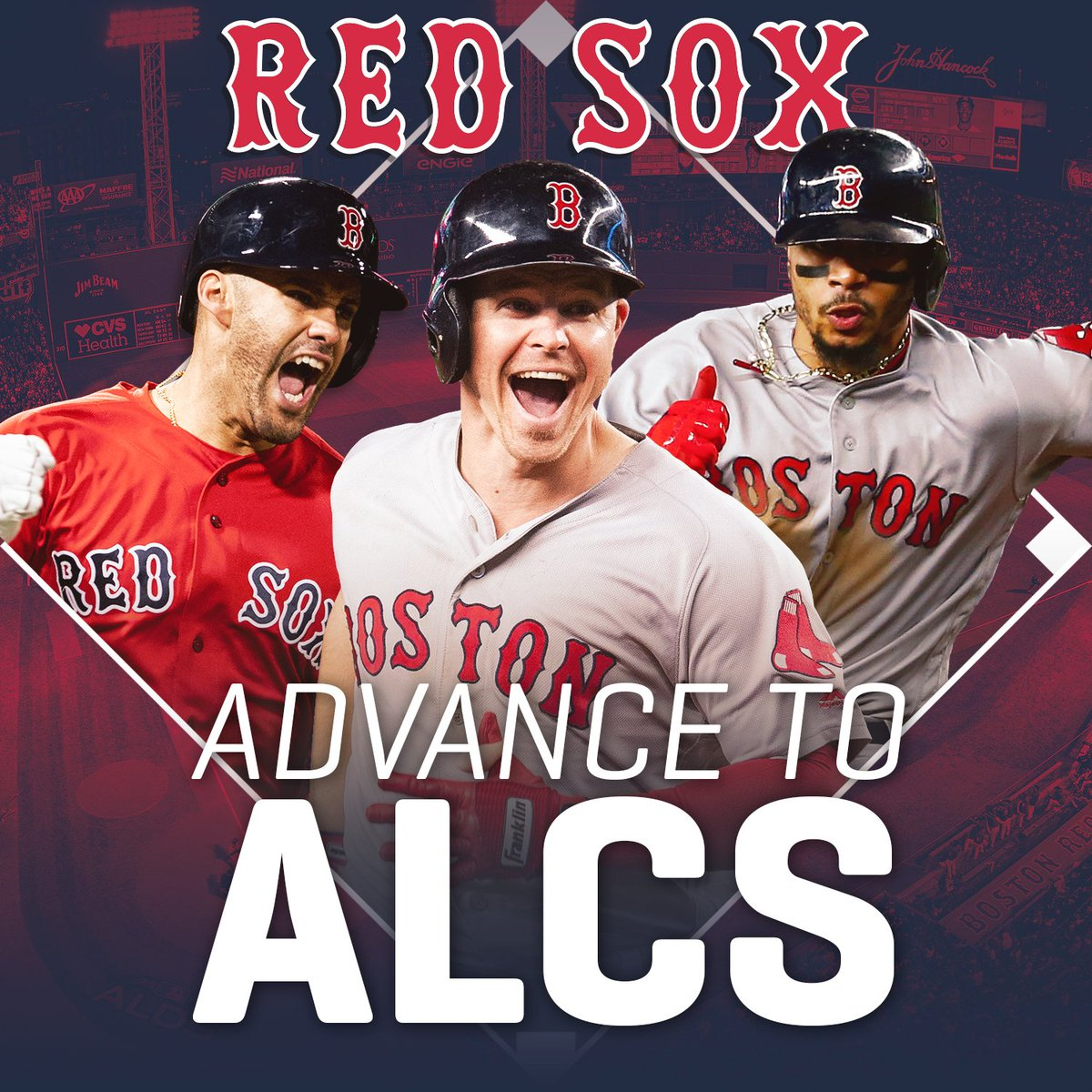 Timely batting + Chris Sale = An ALCS berth for #DirtyWater