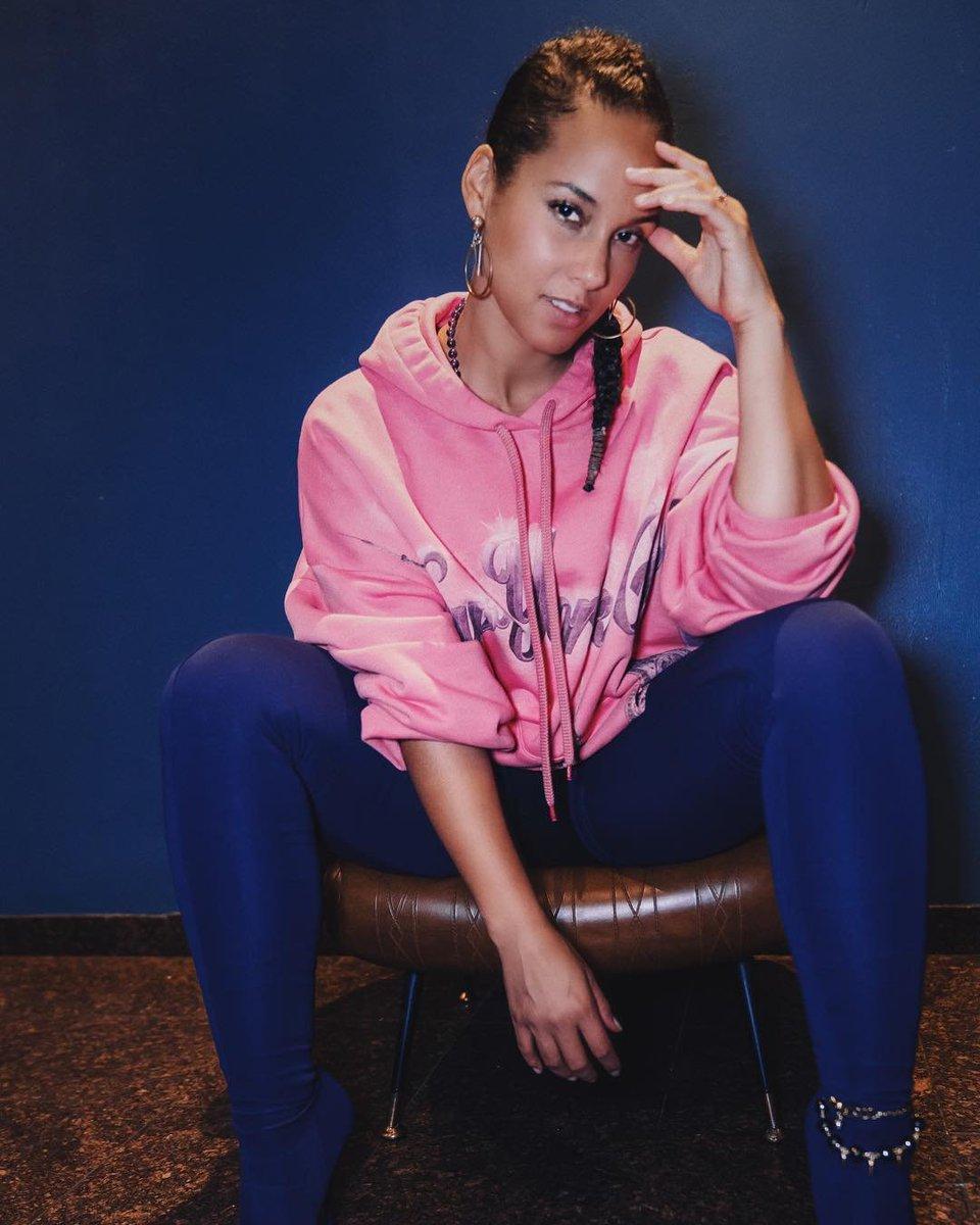 Alicia Keys top tweets