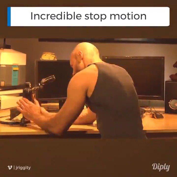 Time for battle! Amazing work! Credit, https://vimeo.com/user169226