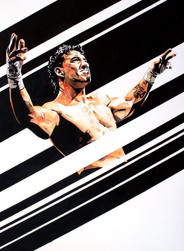 Happy Birthday to the late/ great Eddie Guerrero! One of the best technical wrestlers of all time.