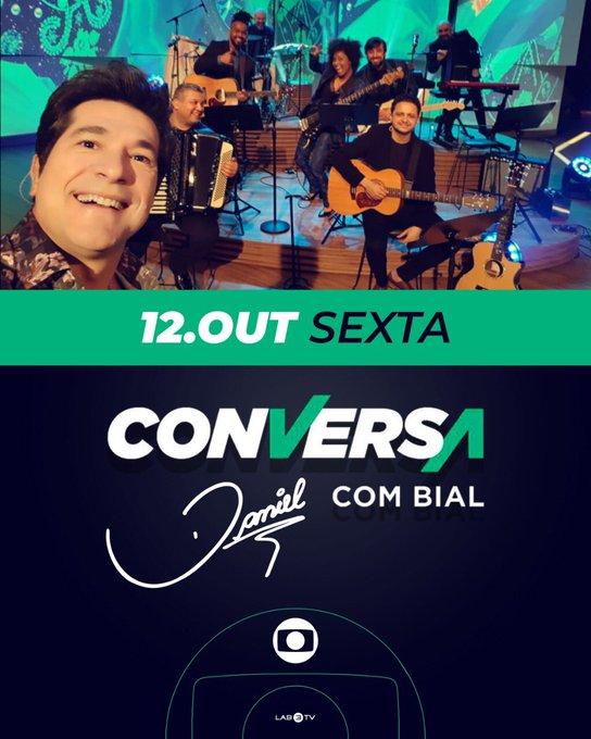 #ConversaComBial Foto