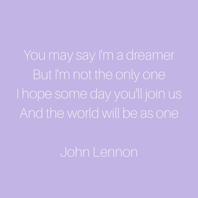 Happy Birthday John Lennon xxc