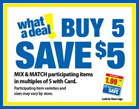 I Heart Kroger On Twitter Kroger Buy 5 Save 5 Mega Sale Inclusion List Valid 10 10 10 23 Https T Co Cyxuaom5tj