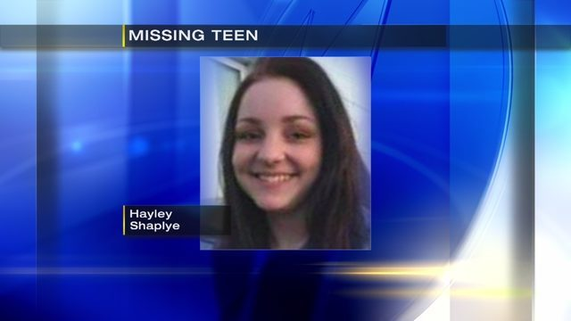 HAYLEY SHAPLYE: McKeesport police asking for help to find missing teen |WPXI  http:// ihavevanished.com/2018/10/09/hay ley-shaplye-mckeesport-police-asking-for-help-to-find-missing-teen-wpxi/ &nbsp; … <br>http://pic.twitter.com/0d0twx81V3