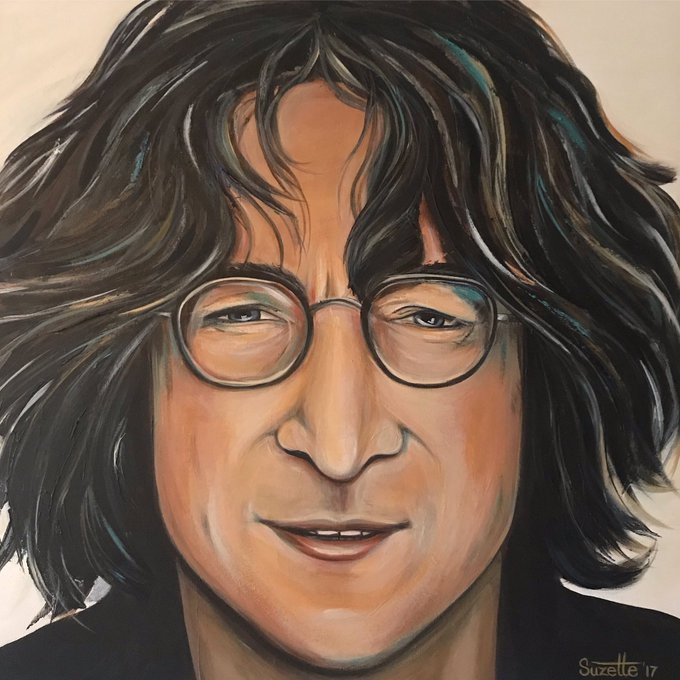Happy birthday to John Lennon!  born today in 1940