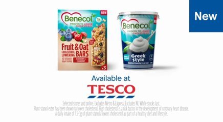 New Advert for Benecol, broadcast just now on YourTV. Check out our realtime Ad monitoring intelligence  https://www.channelzap.co.uk/details/1983c212-38d1-465d-8205-a17663abc784 …