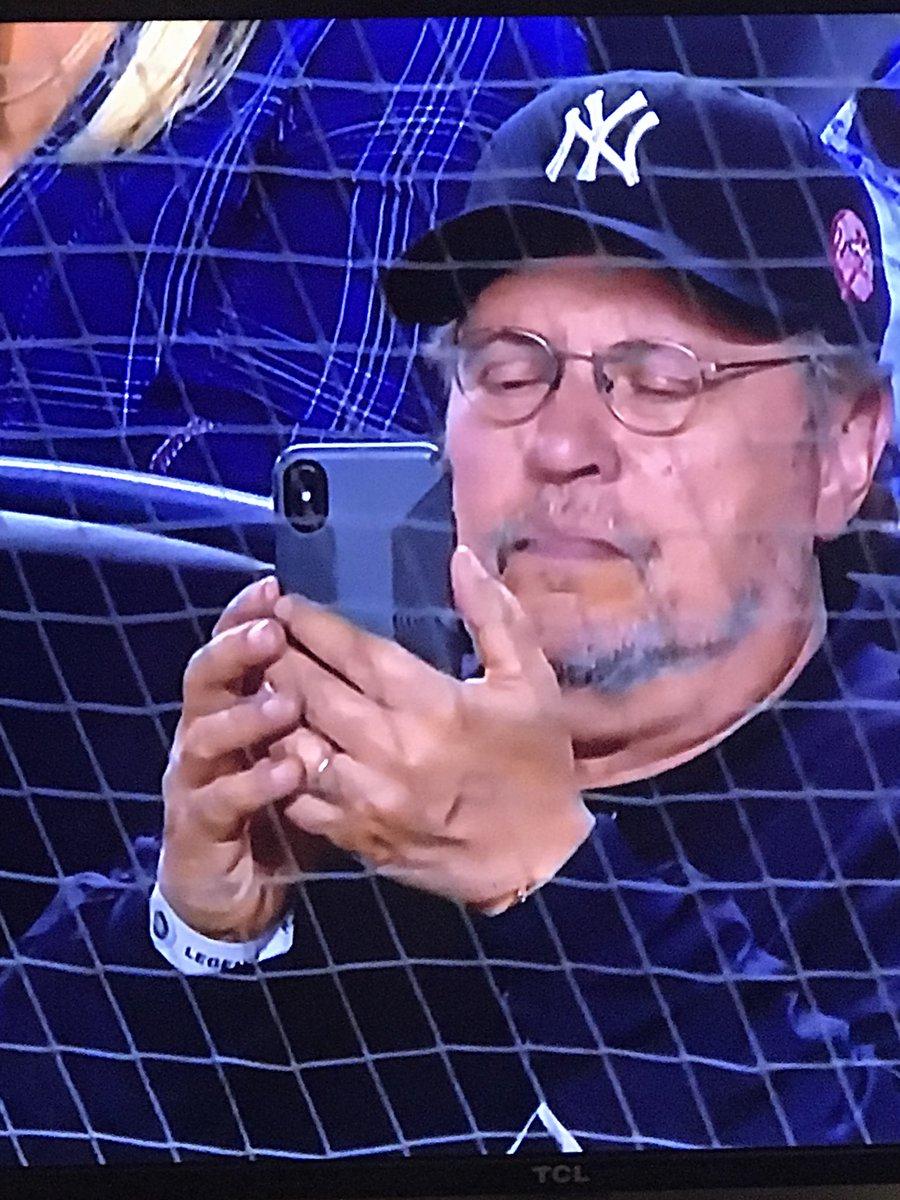 Billy Crystal reading my tweets