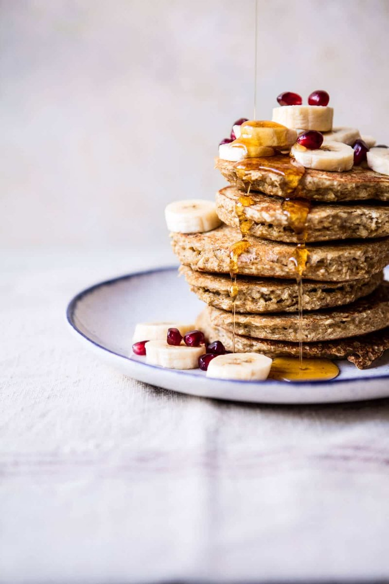 Do you find the warm, wholesome flavors of chai as comforting as we do? If your answer is yes, we highly recommend making a batch of these healthy chai pancakes in your apartment this weekend: http://bit.ly/2L3bpvu