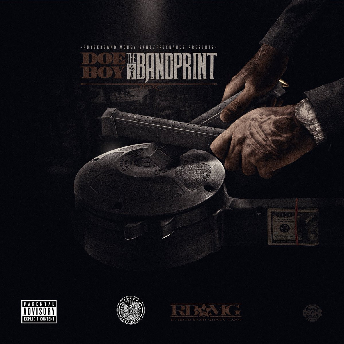 10/15/18 Drop a 🥁 or 🦅 if you ready for my new EP 🔥‼️#TheBandPrint