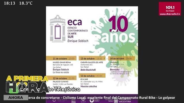 @jackyalcaya #gestora #cultural #eca #diez #años #sanrafael #mendoza https://t.co/jIK7jlqwh3 https://t.co/L73Kshr1VM