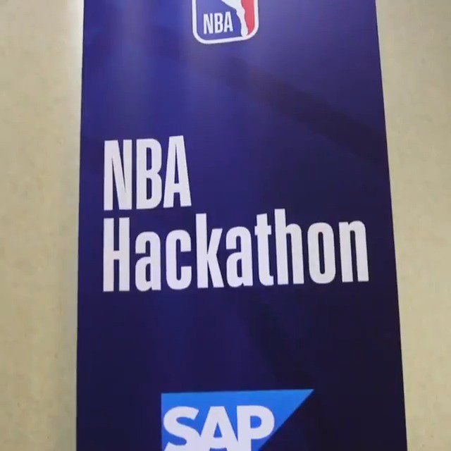 With one more day to apply for the 2019 #NBAHackathon, recap the 2018 event with 22 finalist teams!   Apply Now: http://hackathon.nba.com/apply/