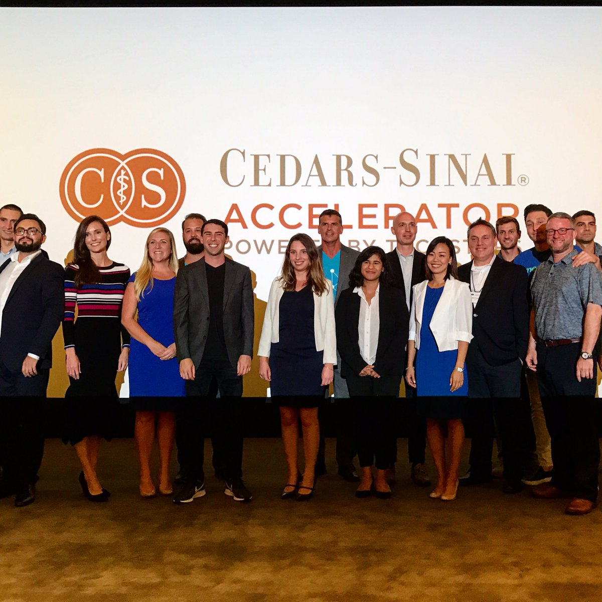 Digital LA - Cedar-Sinai Accelerator fourth Demo Day