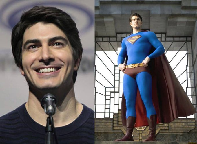 Happy 39th Birthday to Brandon Routh! The actor who played Superman (Clark Kent) in Superman Returns.