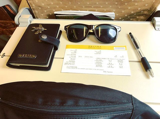 test Twitter Media - China bound!#travelphotography #instagram #travelblogger #China #passport #travel #style #lifestyle #travelstyle #glass #sunglasses #Singapore https://t.co/5ESoF40ucE https://t.co/e8wrXiW1hl