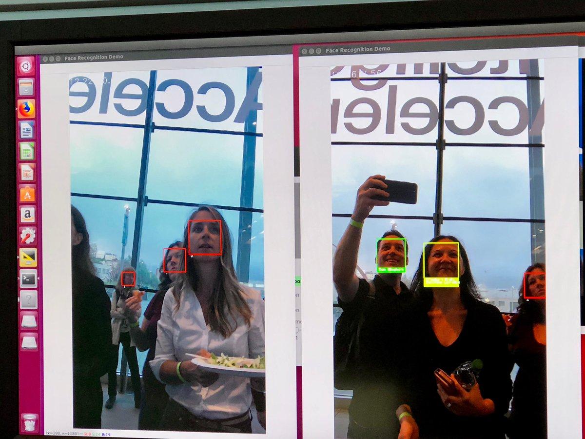 Facial recognition demo — photo 1
