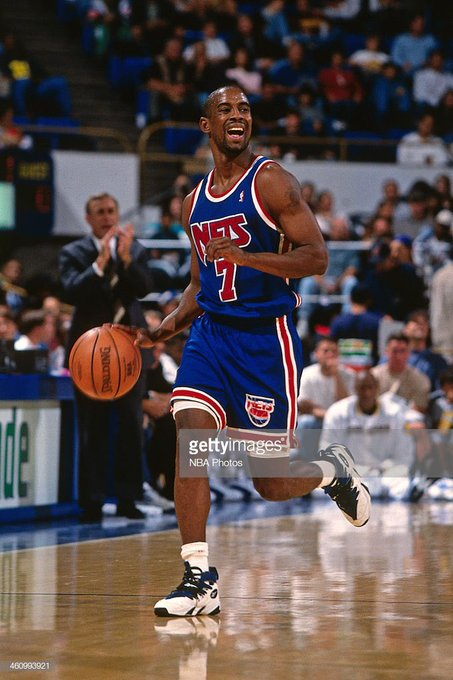 Happy Birthday to All-Star Kenny Anderson!