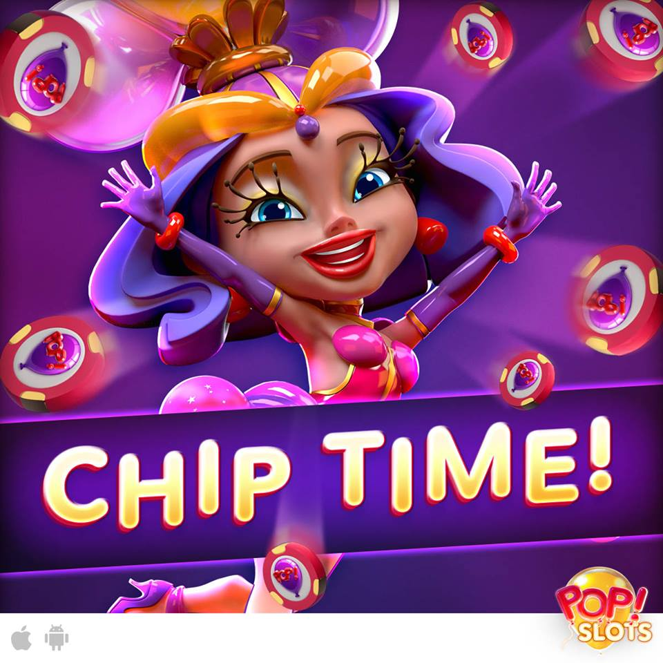 Pop Slots Casino Free Chips