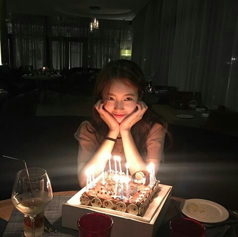 Happy birthday Bae Suzy, the Nations first love