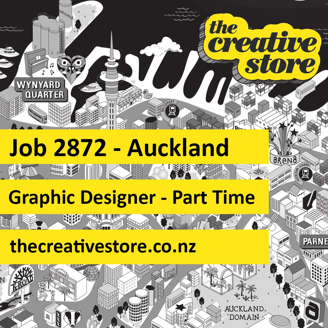 The Creative Store on Twitter: