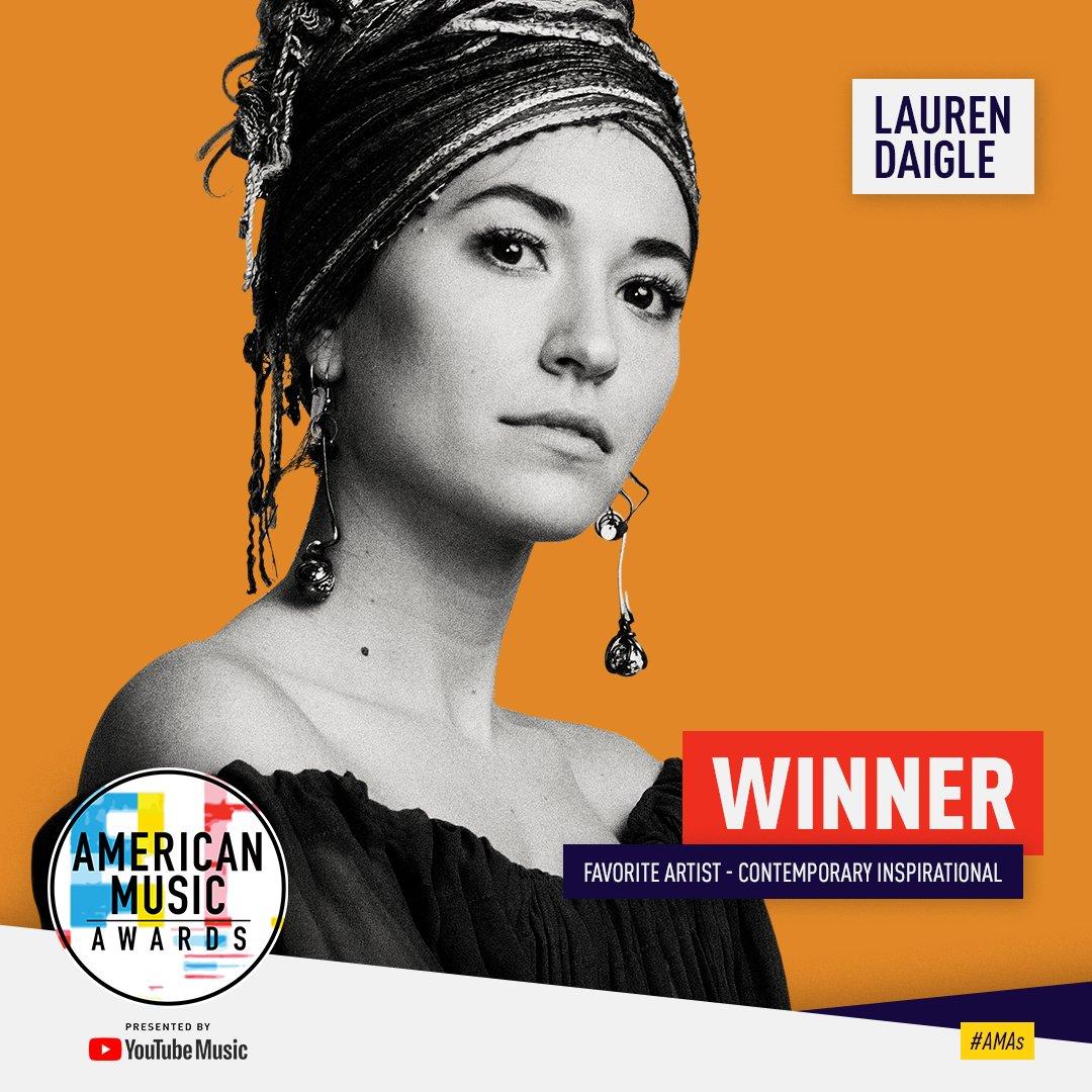 American Music Awards's photo on Lauren