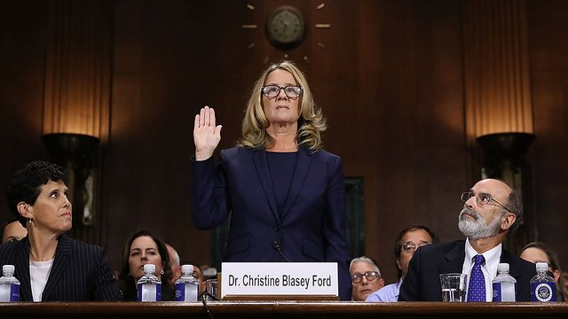 Christine Blasey Ford nominated for Distinguished Alumna award at alma mater https://t.co/PImeOh7eqR https://t.co/ApRANpUXfp