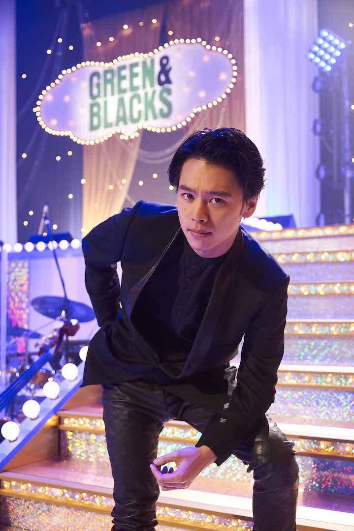 グリブラ 第18話歌コーナーの思い出中川晃教 さんのソロナンバーご堪能いただけましたでしょうか? 入