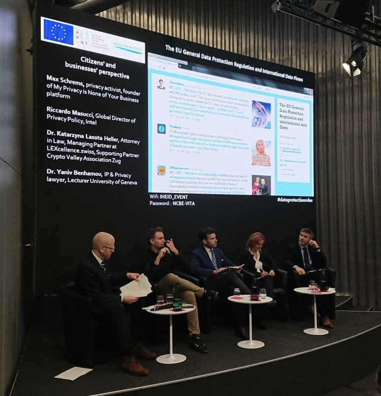 Discussion Eu General Data Protection Regulation And International