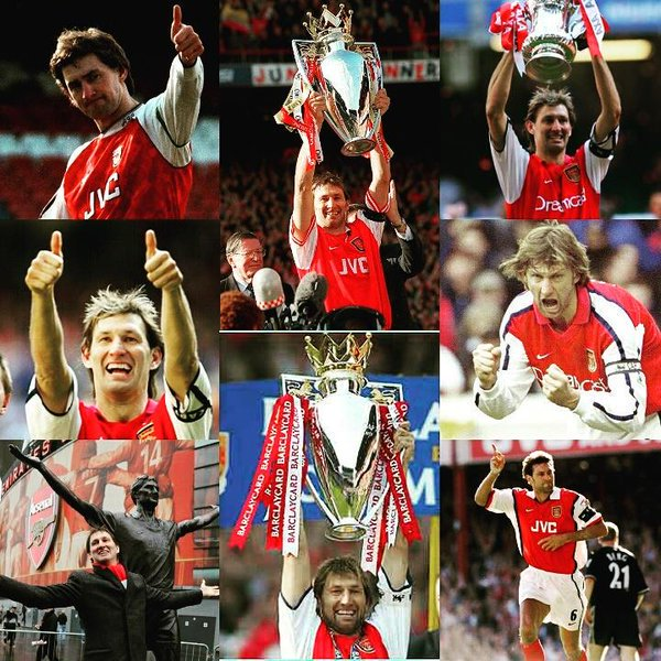 Happy birthday to the legend that is tony adams