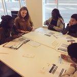 Image for the Tweet beginning: #Interclass - Marie Hitzberger étudiante