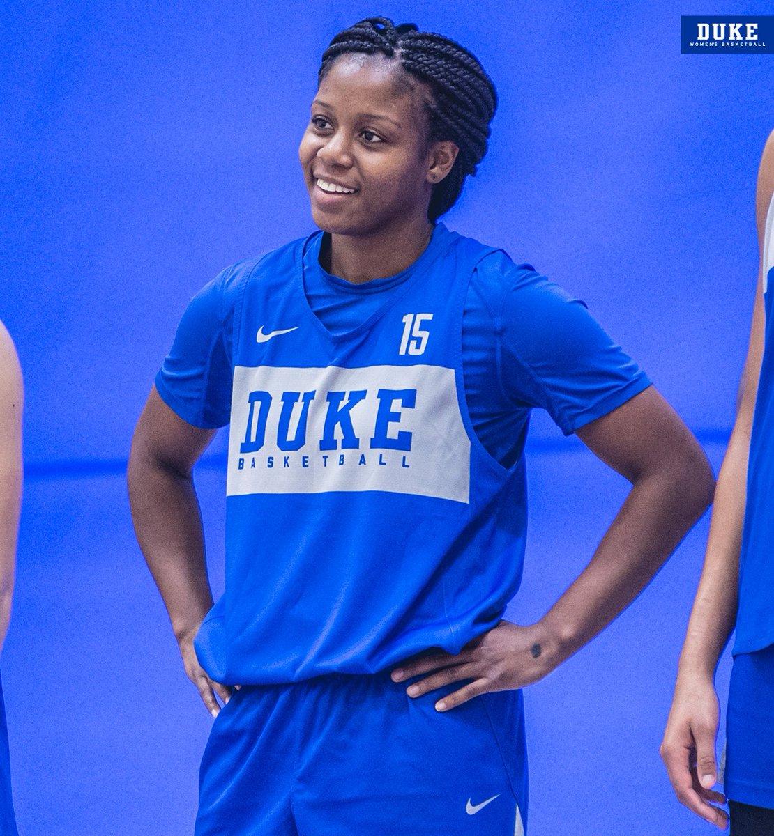 best service 4d3ab eceba Duke Women's Basketball on Twitter: