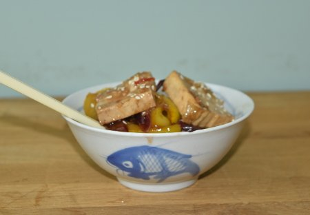 May 16, Sweet and Sour Tofu Stir-Fry https://t.co/sKKS5v9vcj https://t.co/SjFtygbibb