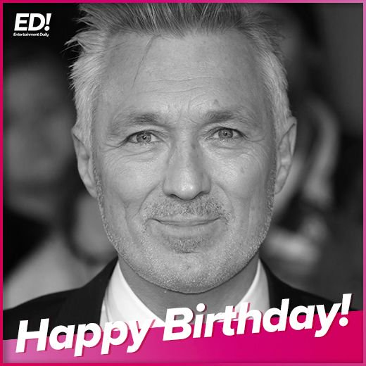 Happy 57th Birthday Martin Kemp!