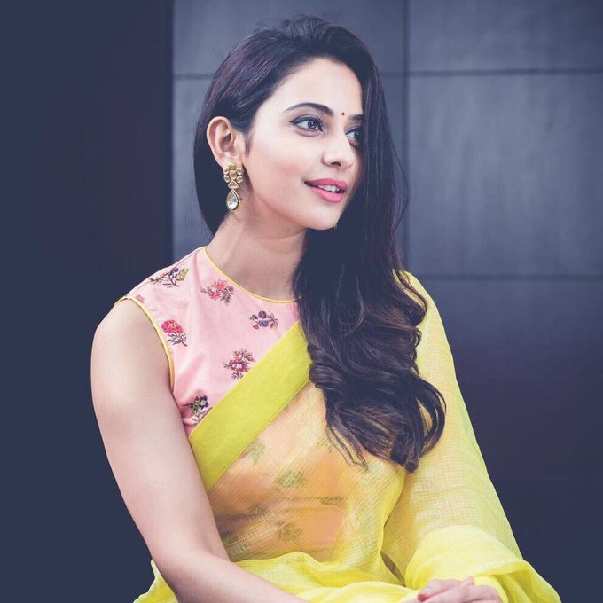 Happy birthday to my sweet heart..Rakul preet Singh...love u sooo much