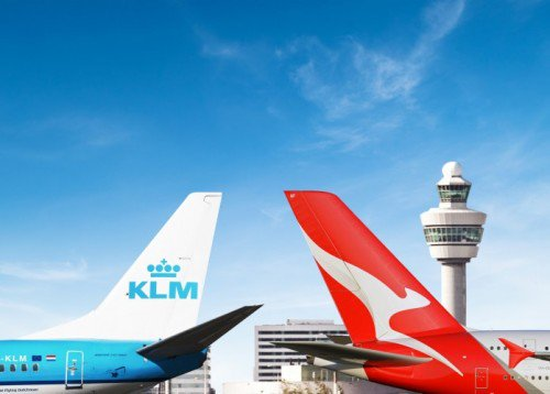 KLM and Qantas sign code-sharing agreement https://klmf.ly/2yrwfzy