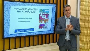 A Atos foi destaque em matéria do Meio Dia Paraná, jornal da emissora RPC....