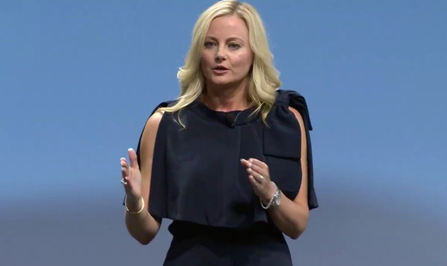 &quot;These technologies are allowing us to get closer to our customers and integrate them into our business processes to create an end to end experience.&quot; @aliciatillman, SAP CMO, #SAPCXLive  http:// bit.ly/sapcxlive  &nbsp;  <br>http://pic.twitter.com/PbIqKIHFSP