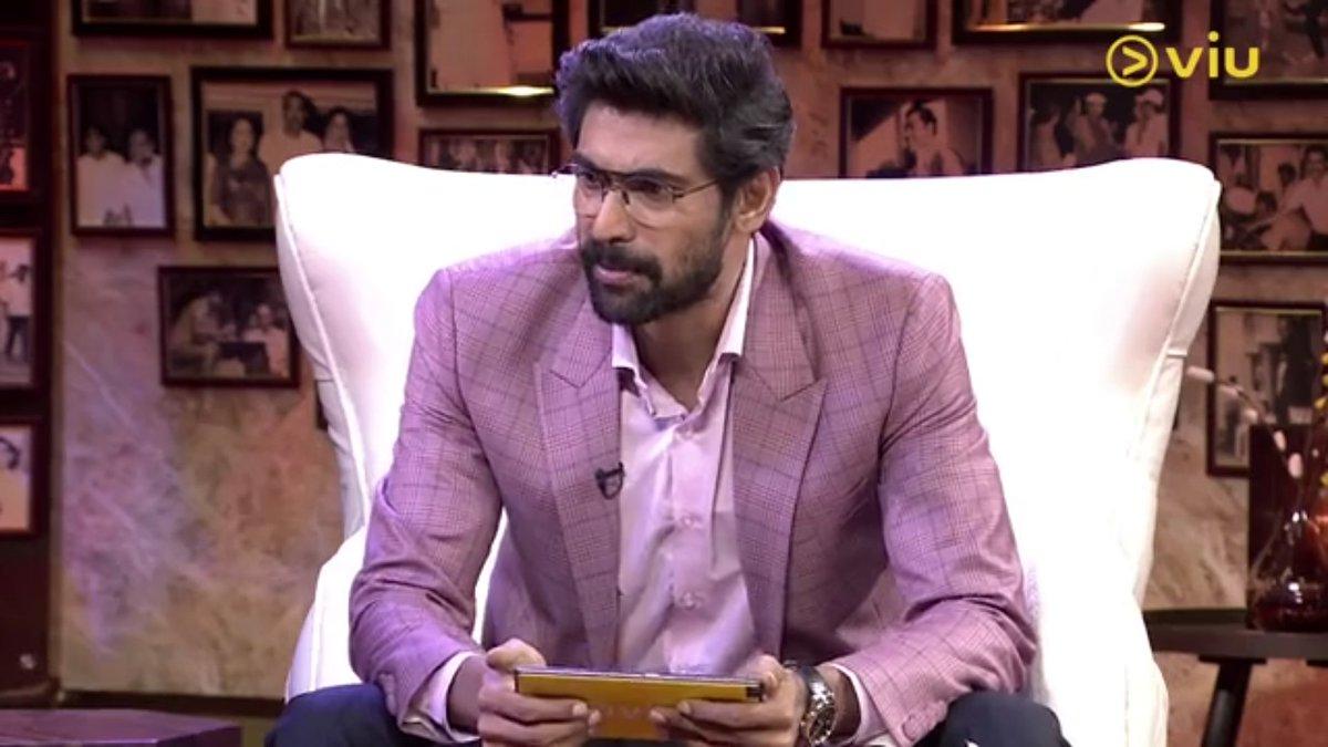 Check out the 1st episode Promo of #No1YaariWithRana Season 2 featuring @TheDeverakonda on @Viu_IN app!!! @RanaDaggubati @GeminiTV