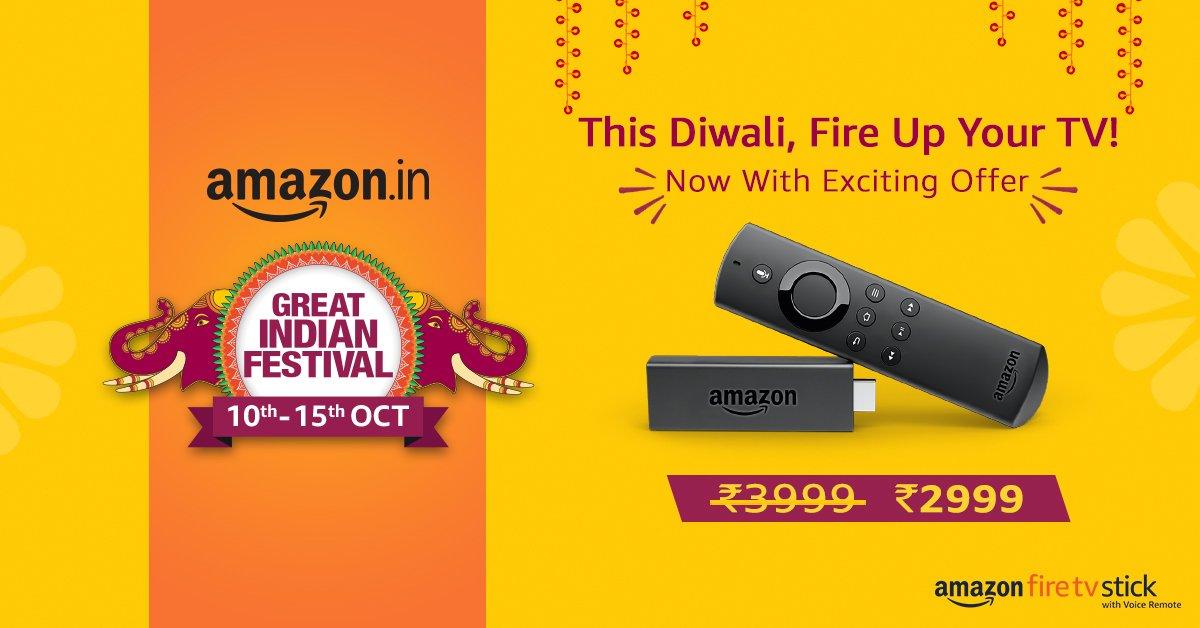 Amazon Fire TV India on Twitter: