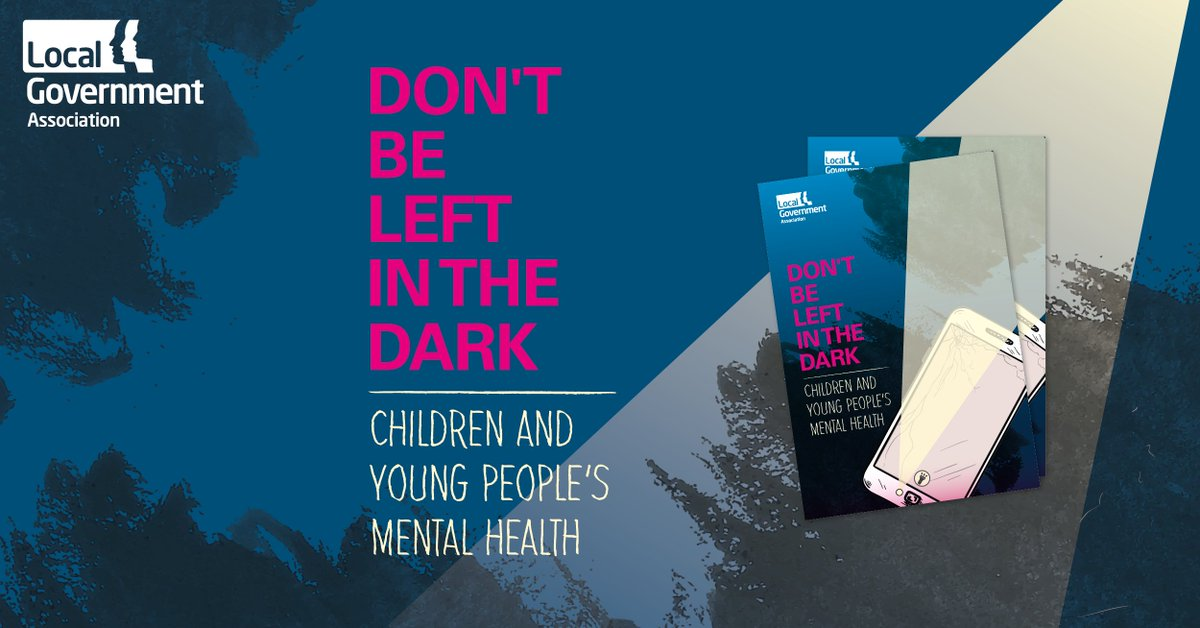 RT @LGAcomms Young people are increasingly struggling with problems like anxiety, depression and self-harm.   Download our short guide for an overview of the challenges facing mental health and wellbeing services for children and young people https://t.co/9umCElqo8s  #WorldMentalHealthDay