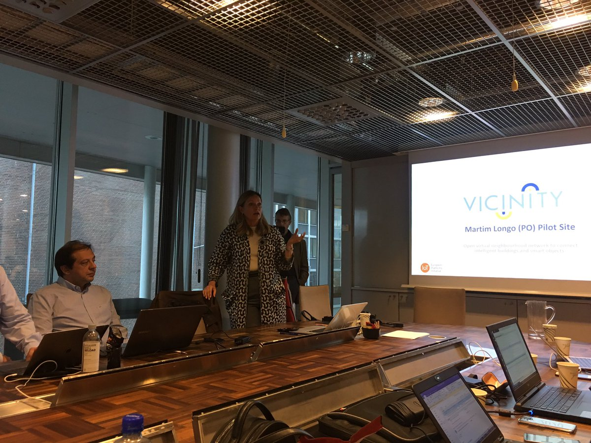 test Twitter Media - @VICINITY2020  pilots presentation Vicinity general assembly https://t.co/563TIrBQTw