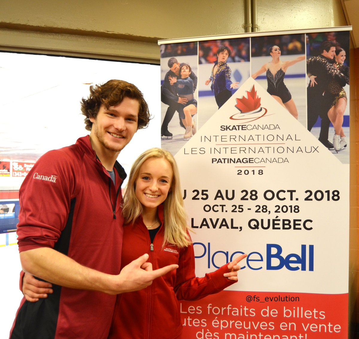 GP - 2 этап. Oct 26 - Oct 28 2018, Skate Canada, Laval, QC /CAN DpJ5G0zWsAET_-W