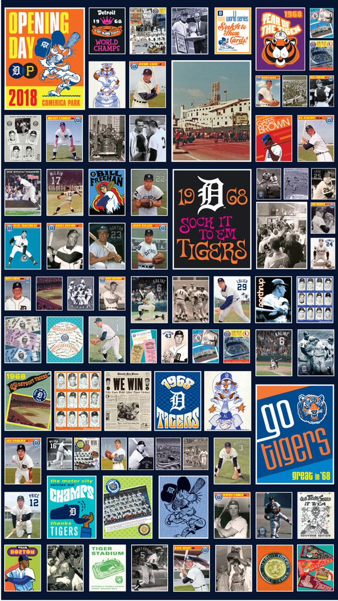 Detroit Tigers On Twitter A Special Anniversary Calls For Special
