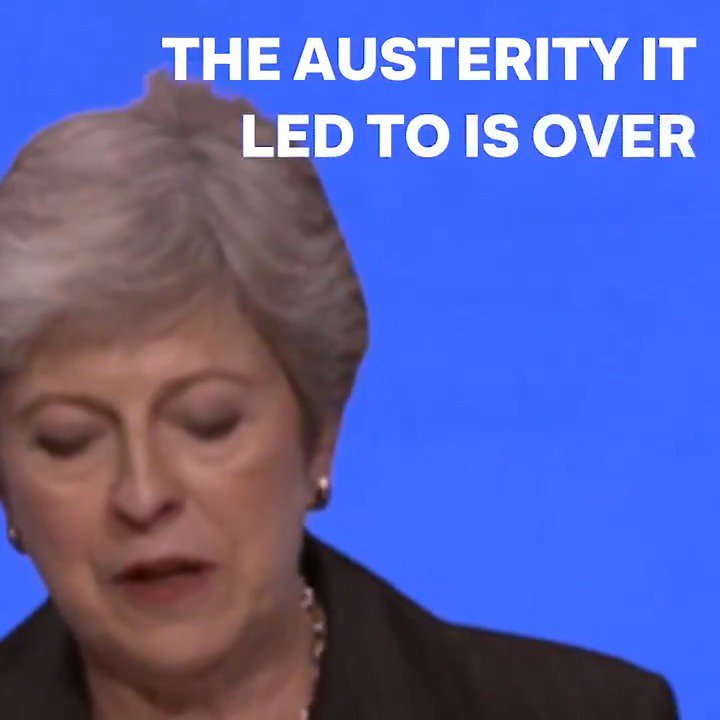 The Tories claim austerity is over. But the truth is, many of the cuts they have planned are still to come. #PMQs https://t.co/ExjE5cwUya